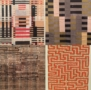 Great to see #annialbers textiles hanging at the @tate #tatemodern