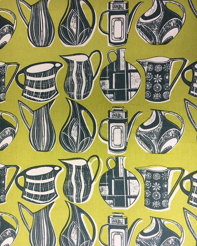 Different colour way. Time to go home! #printmatters #surfacepatterndesign #printingonfabric