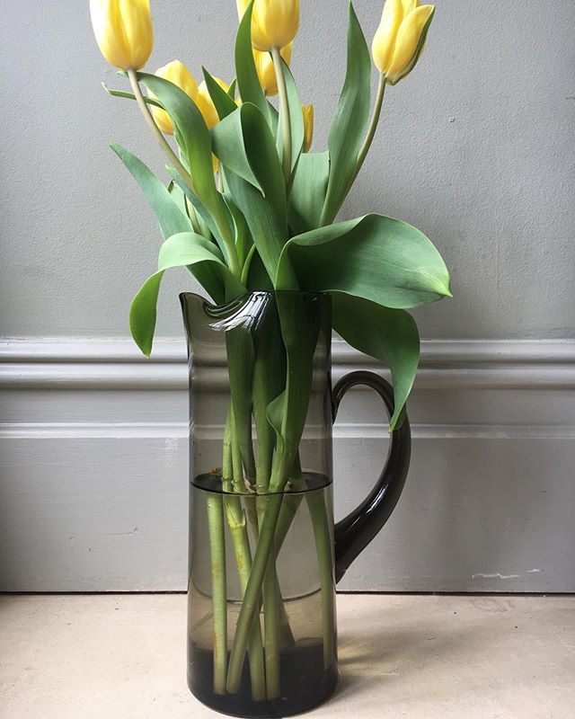 A new jug from @themalthousecollective  A week to go before the private view @gpc_print printmakers gallery 10th May 6-8pm @siteselect if you're local followers please come along for a glass of fizz with @emilylucasart  @ggodwyer  @eppie.short  @arthur_j_penn  @faisalkhouja … we are not alone there are all the artists at @pegasusartshop too. #selectarttrail2019